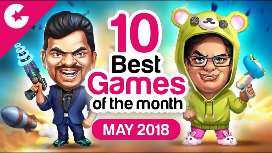 Top 10 Best Android/iOS Games - Free Games 2018 (May