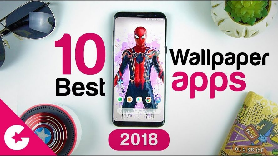 Top 10 Best Free Wallpaper Apps For Android (2018) - Gadget Gig