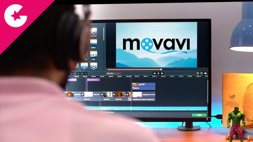 Best Affordable Video Editing Software - Movavi Video Editor