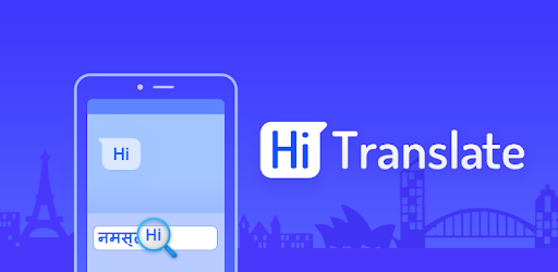 RT][App Review] Hi Translate : The chat transilator
