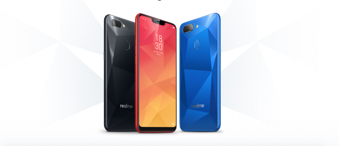 a0266f82598 Realme 2 Launched in India with Notched Display   Dual Camera