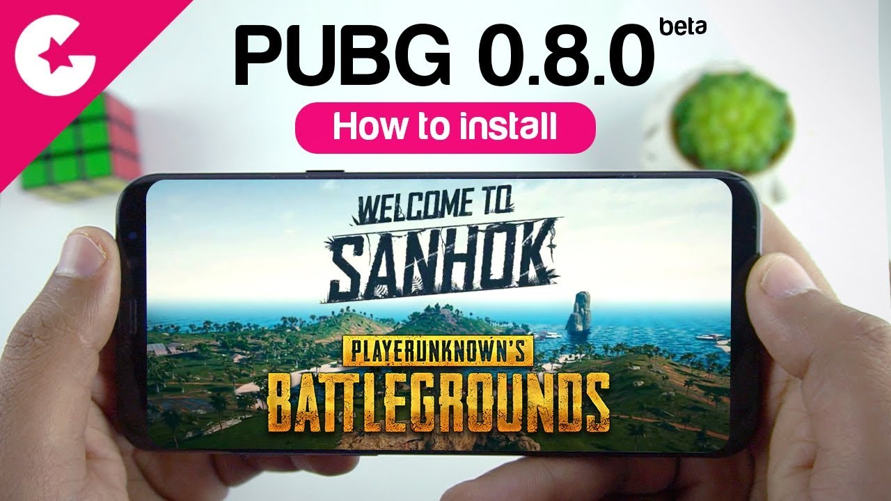 PUBG Mobile 0 8 0 Global Beta Update - How To Install