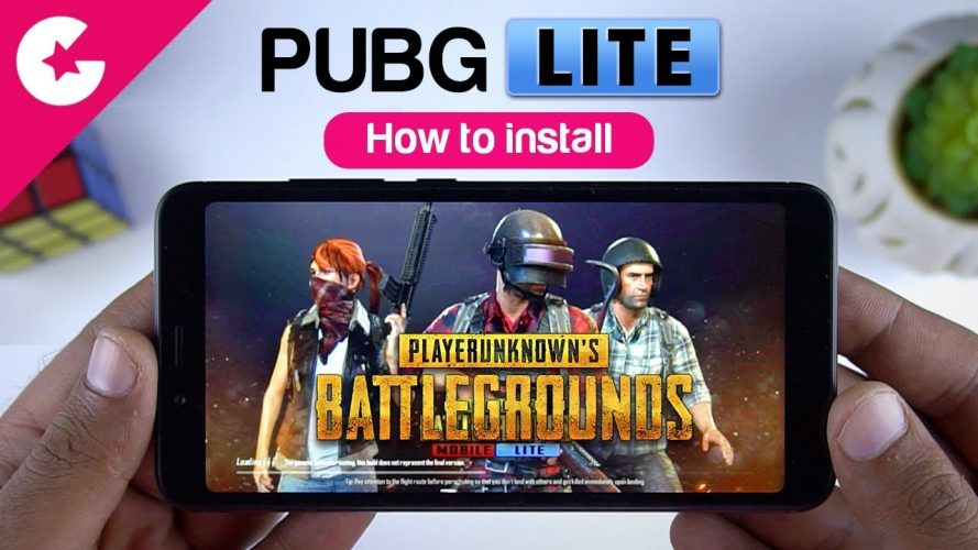 How To Install PUBG Mobile LITE in Any Country! (Simple Steps