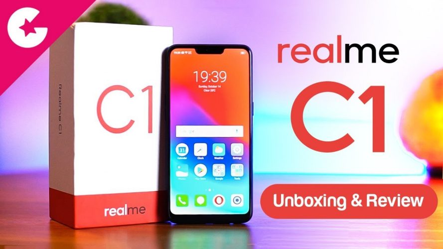 b8eb0052810 Realme C1 Unboxing & Review - Best Budget Smartphone Under Rs. 7000 ...