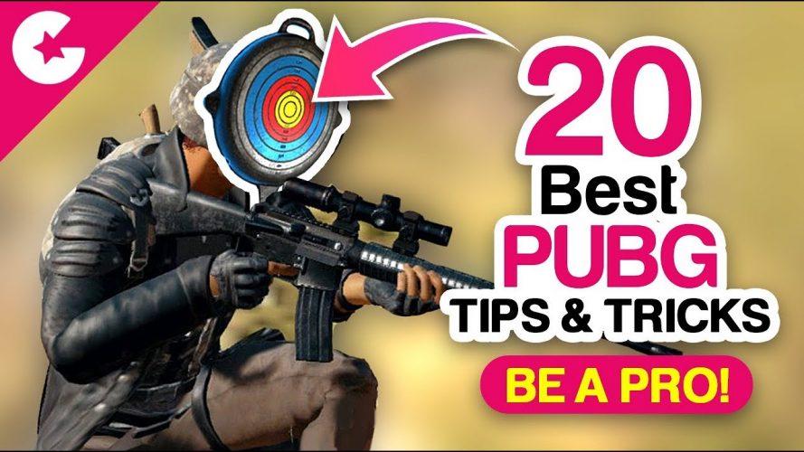 20 Best PUBG Mobile Tips & Tricks - NOOB To PRO!! - Gadget Gig