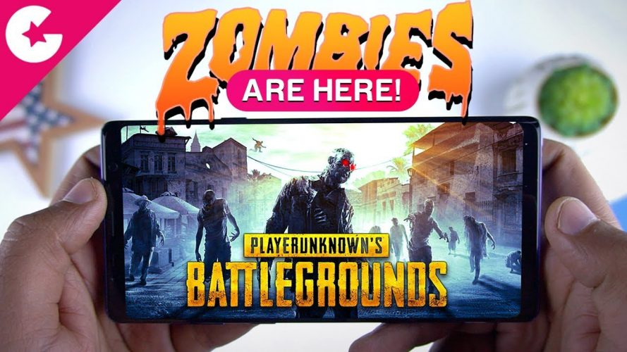 pubg mobile zombies mode release date