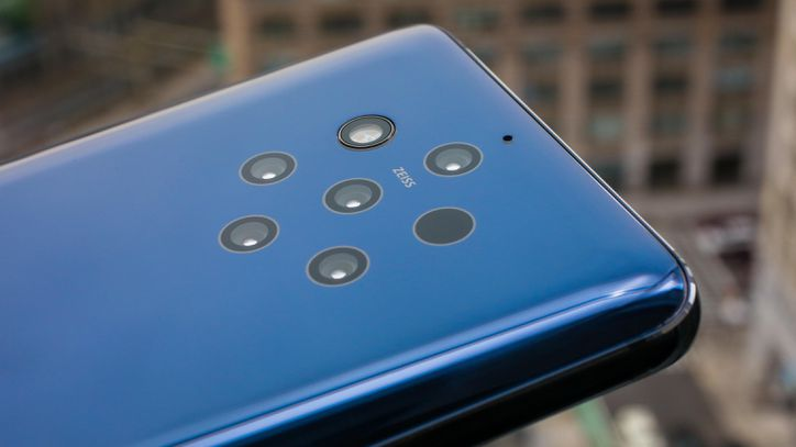 Nokia 9 PureView With Penta Camera Setup Launched in India