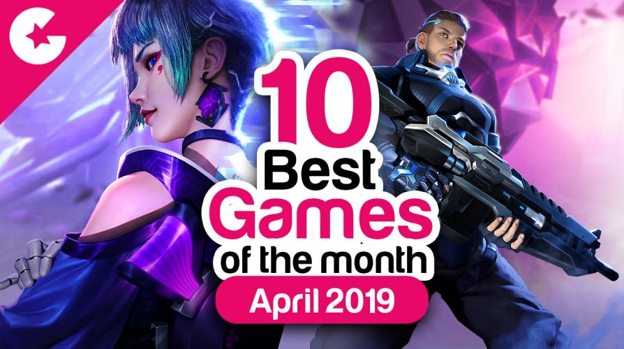 Top 10 Best Android/iOS Games - Free Games 2019 (April