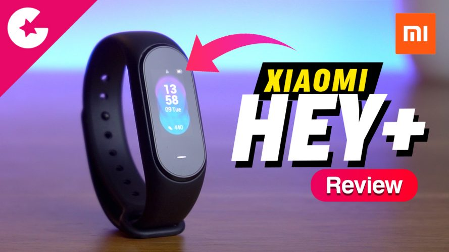 Xiaomi Hey+ Review - Mi Band 4?? 😱😱 - Gadget Gig