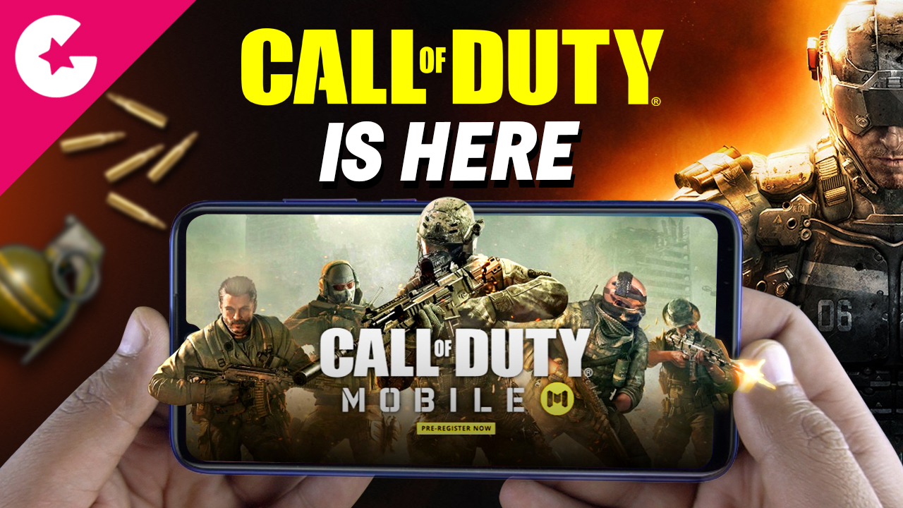 CALL OF DUTY Mobile is Finally HERE!! Gameplay (How To