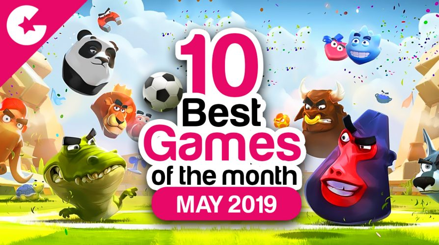 Top 10 Best Android/iOS Games - Free Games 2019 (May