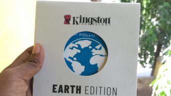 Kingston Joins InDeed For Earth Edition Awareness Campaign On Earth Day