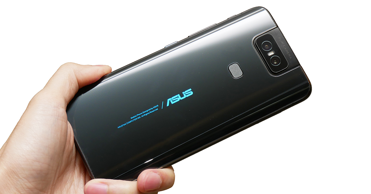 Asus Zenfone 6 Launched Globally With Dual Flip Cameras and Snapdragon 855