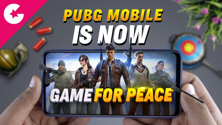 Game for Peace, pubg mobile