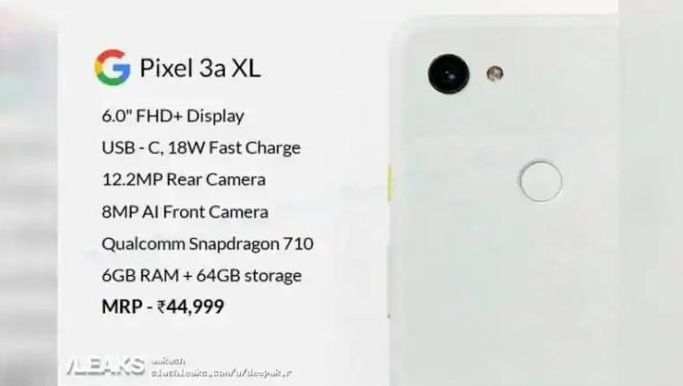 pixel 3a xl