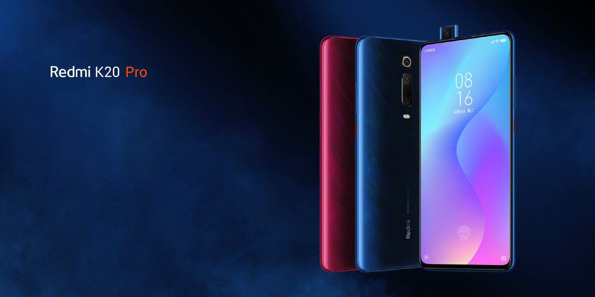 Redmi K20 and K20 Pro arrives with Snapdragon 855 and Triple camera setup