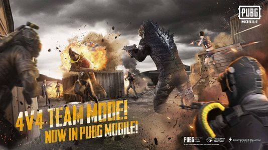 PUBG Mobile 0.13.0 update brings 4v4 Deathmatch mode
