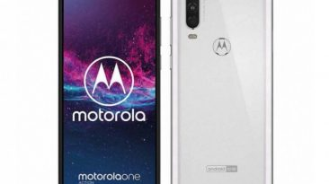 Motorola To Launch Moto One Action In India on August 23.