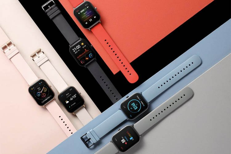 Amazfit GTS To Arrive In India Very Soon!