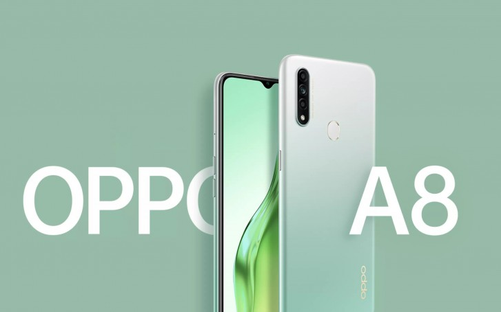 Oppo A8