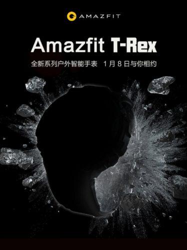 amazefit T-Rex