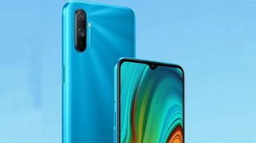 Realme C3 With MediaTek Helio G70 SoC Launched In India