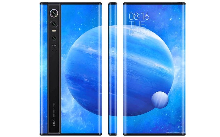 Xiaomi Mi Mix Alpha India Launch Confirmed; Said To Come With 5G Support