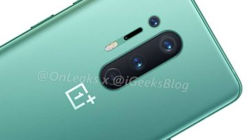 OnePlus 8 Pro Live image Spotted Online