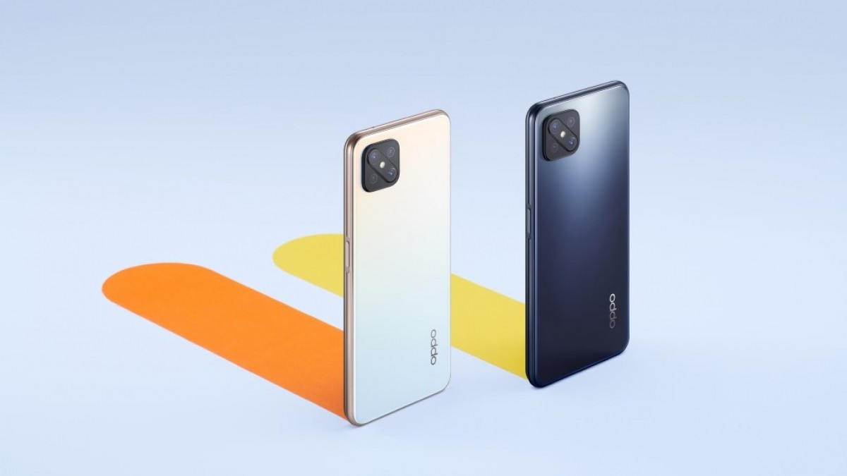 Oppo A92s Spotted In Official Images; New Colors, Specs, Availability