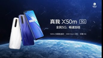Realme X50m 5G With 120Hz Refresh Rate Display And 30W Dart Fast Charging Launched In China
