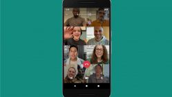 Whatsapp Video and Voice Call Limit Increased To 8 At a Time