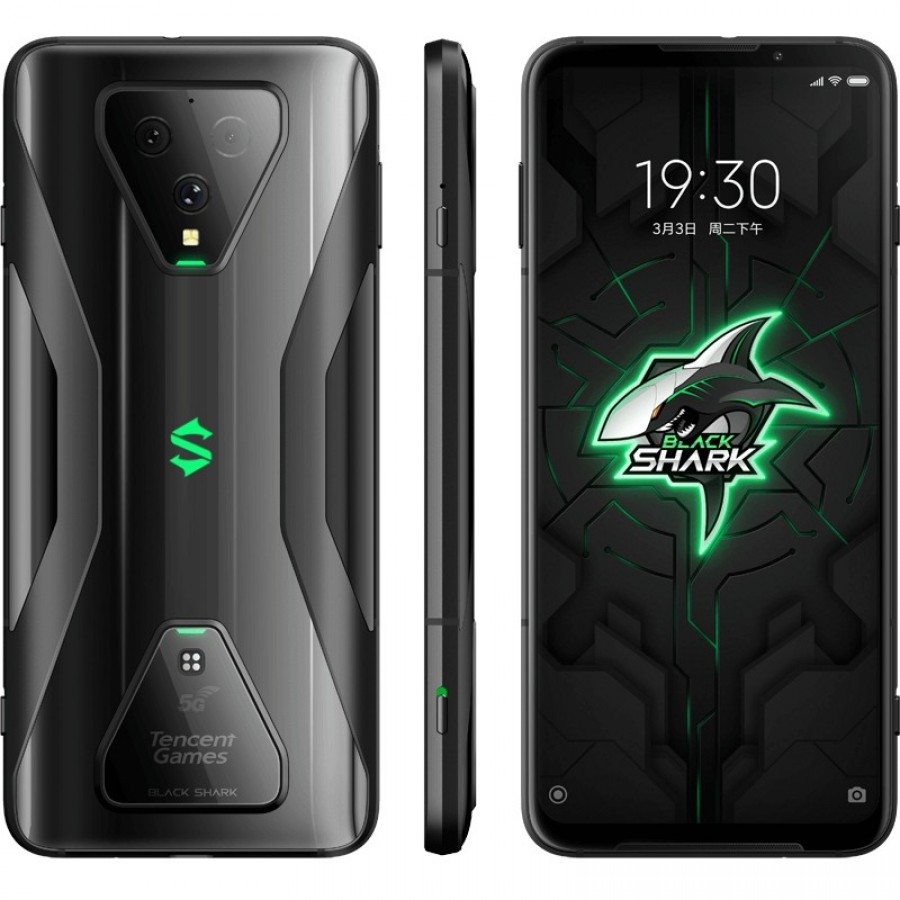 Black Shark 3 and Black Shark 3 Pro Gaming Smartphones To Arrive In European Markets On May 8th