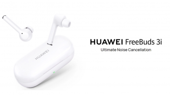 Huawei FreeBuds 3i With Active Noise Cancellation Launched; Will Compete With Apple AirPods Pro