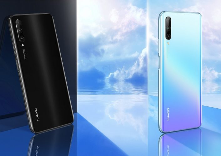 Huawei Y9s With Triple Rear Camera And Side-Mounted Fingerprint Scanner To Launch Soon In India