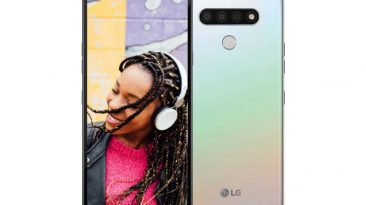 LG Stylo G6 With Stylus Pen And Four Cameras Launched