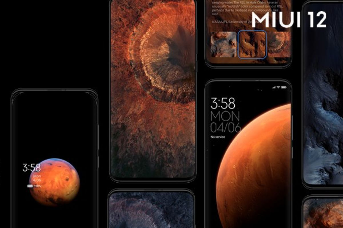 MIUI 12 Launched Globally; Features and List Of Supported Devices