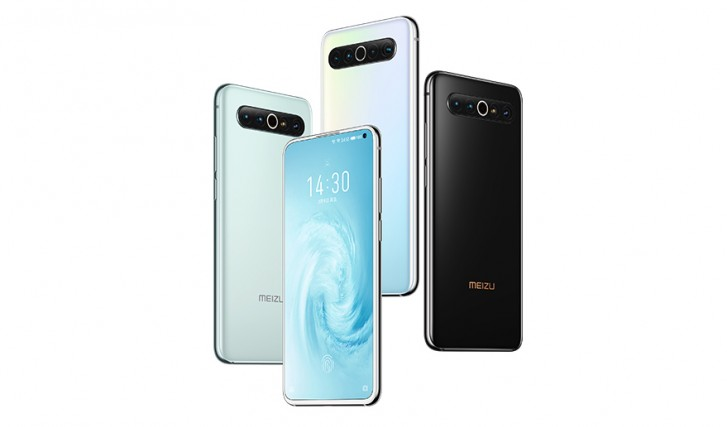 Meizu 17 And Meizu 17 Pro With 64MP Primary Cameras And Snapdragon 865 SoC Unveiled