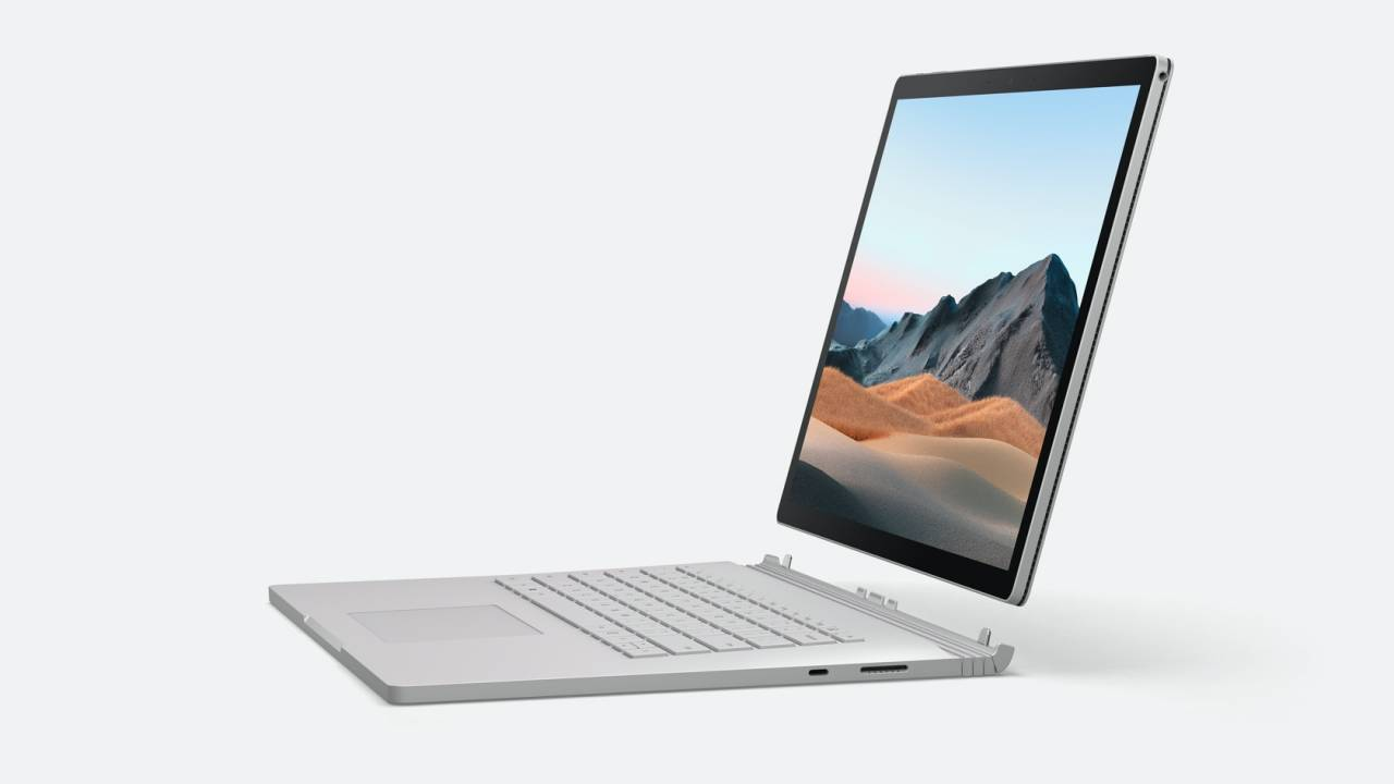 Microsoft Surface Book 3 and Microsoft Surface Go 2 Launched With Intel's 10th and 8th Generation Processors
