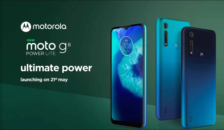 Moto G8 Power Lite Budget Smartphone To Launch On May 21; Specs, Pricing, And Availability
