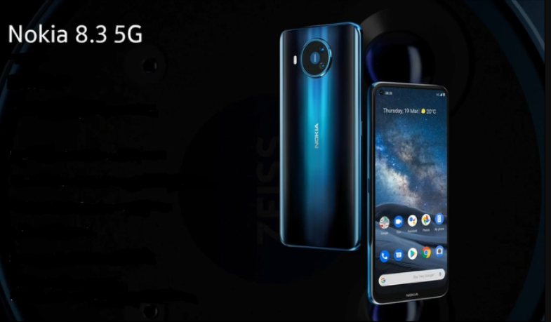 Nokia 8.3 5G Smartphone's Teaser Video Suggest An Imminent Launch