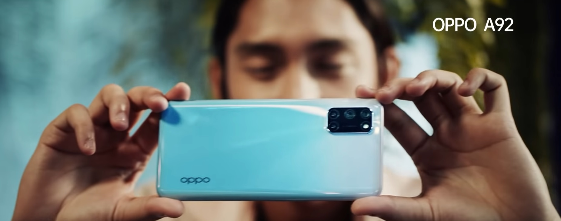 Oppo A92 Smartphone With Neo-Display And 5,000mAh Battery Launched