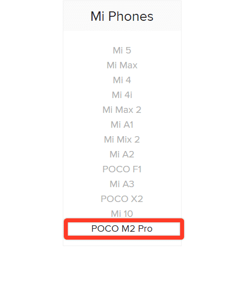 Poco M2 Pro Could Launch Alongside The Poco F2 Series