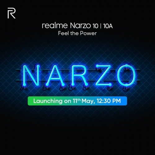 Realme Narzo 10 and Narzo 10A To Finally Launch On May 11 In India