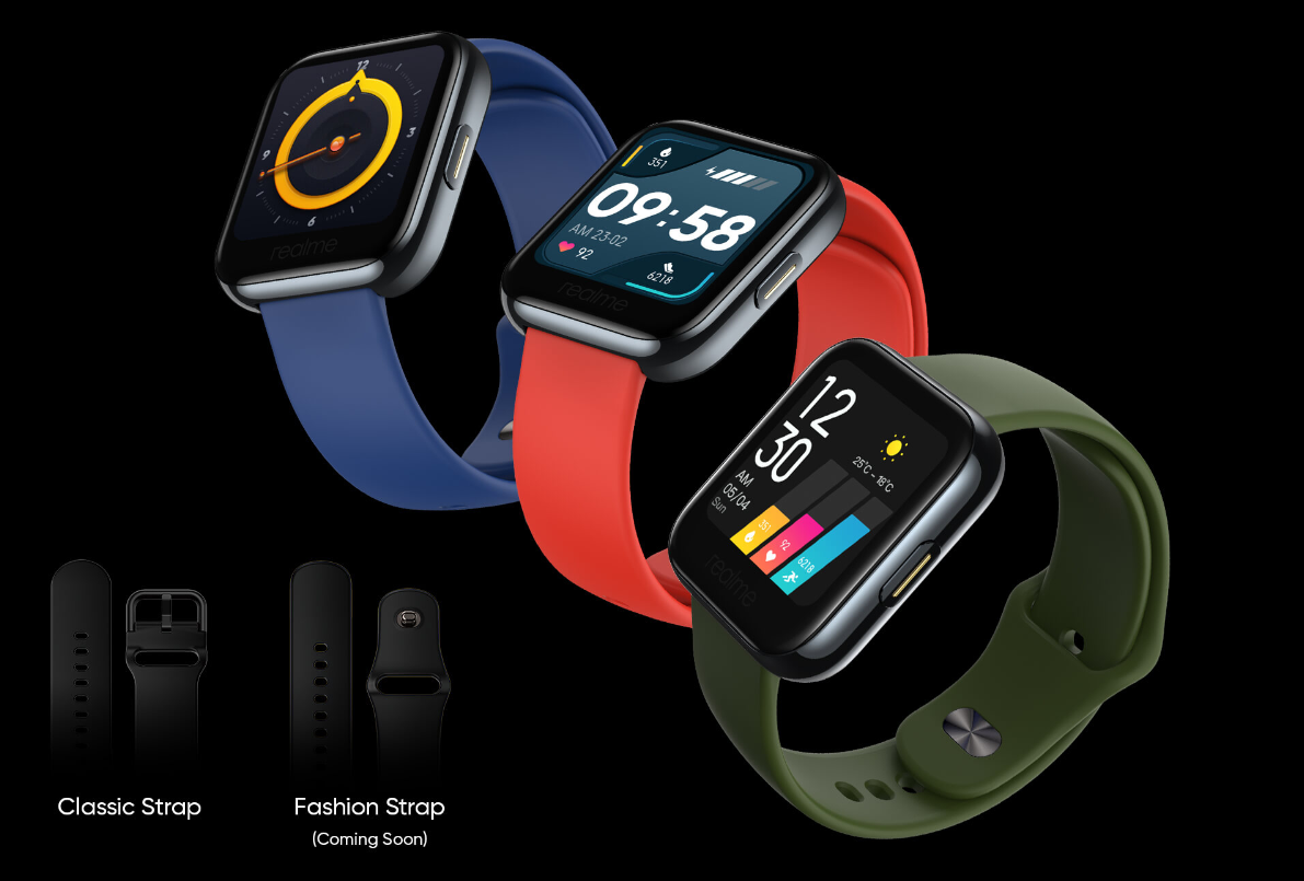 Realme Watch Launch Scheduled For May 25 In India; Here Are The Known Specs And Features