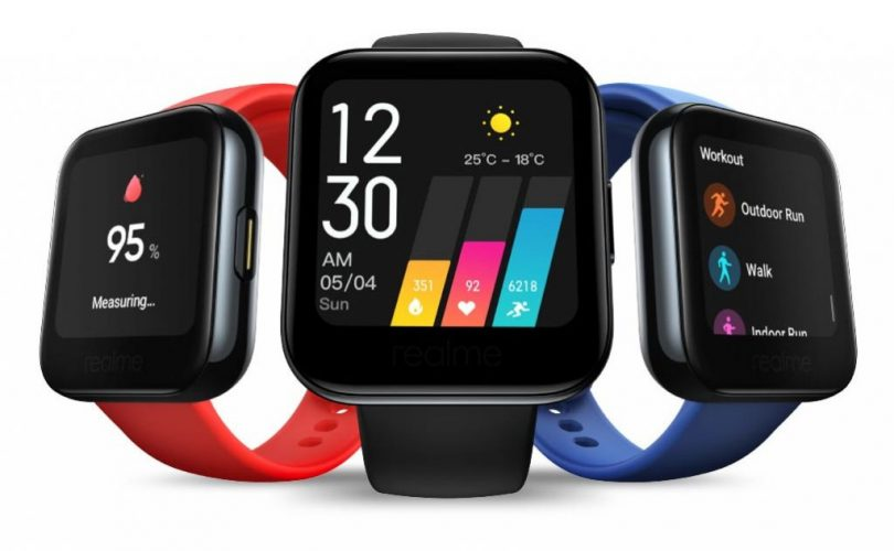 Realme Watch Launched In India; Price, Specs, and Availability