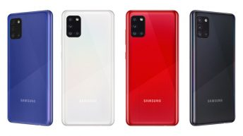 Samsung Galaxy A31 Smartphone's Indian Launch Date And Pricing Revealed