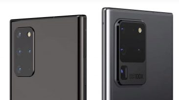 Samsung Galaxy Note 20 Series Fresh Leak Sheds Some Light On The Color Schemes