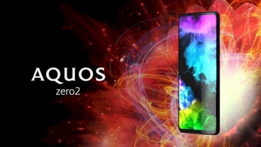 Sharp Aquos Zero 2: The Insane Gaming Smartphone With 240Hz Refresh Rate Panel Arrives in Taiwan