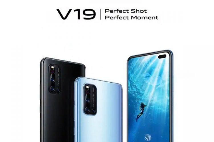 Vivo V19 Smartphone Finally Launched In India; Rocks A Dual Selfie Camera and 33W Fast Charging Support