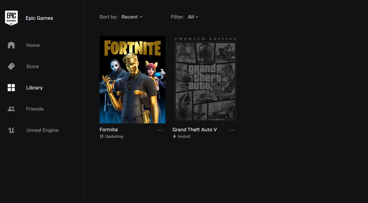 Gta 5 The Epic Games Site Crashed After Heavy Traffic Here S How To Download The Game Properly